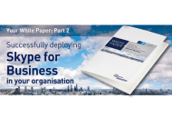 Image of Skype for Business White Paper