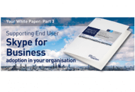 Skype for Business Adoption White Paper