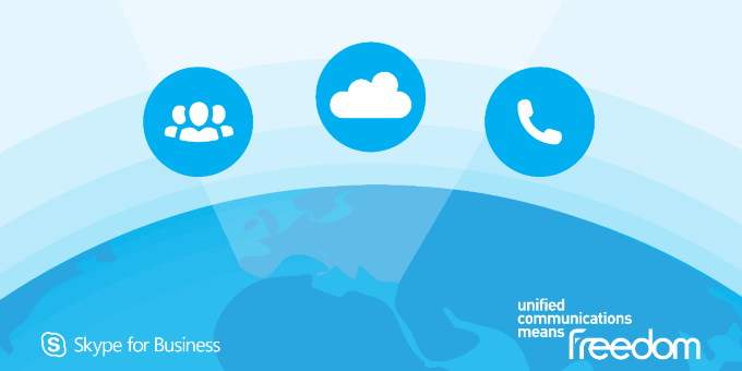 Skype for Business Cloud PBX Icon
